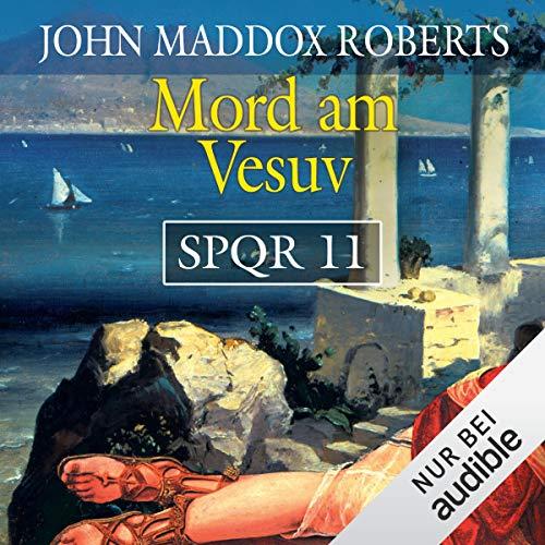 Mord am Vesuv Titelbild
