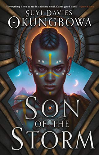 Son of the Storm (The Nameless Republic, 1)