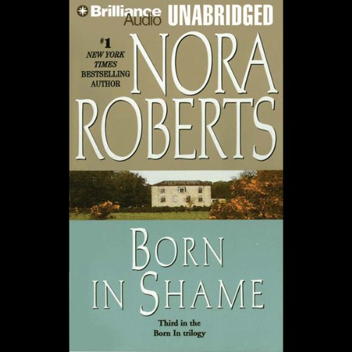 Born in Shame audiobook cover art