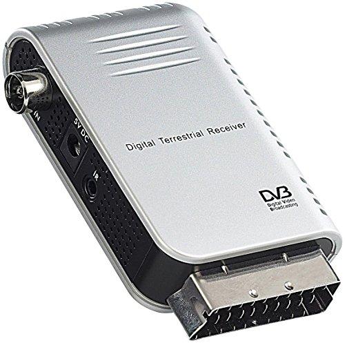 auvisio Mini-DVB-T-Empfänger für den SCART-Anschluss