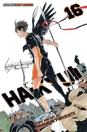 Haikyu!!, Vol. 16 (16)
