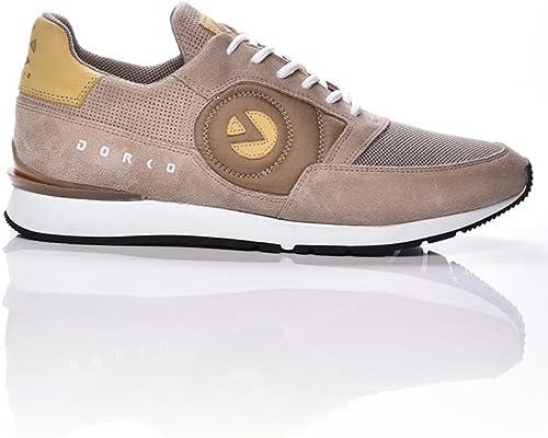 DORKO DORKO DORKO DRK Venture paniers Trainers Chaussures de Cuir paniers Homme d6c