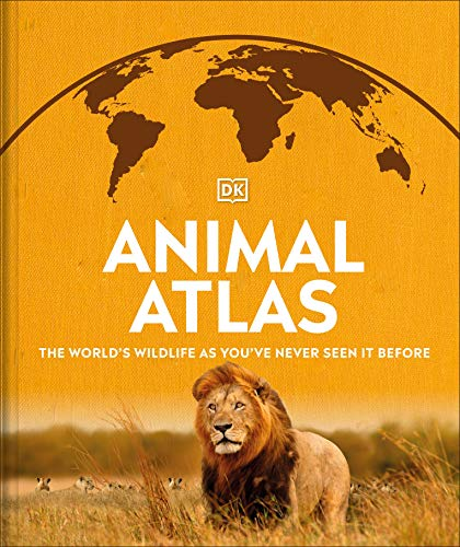 Compare Textbook Prices for Animal Atlas Where on Earth  ISBN 9780744027792 by DK