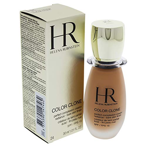 Helena Rubinstein - COLOR CLONE fluid foundation N24-caramel - 30 ml