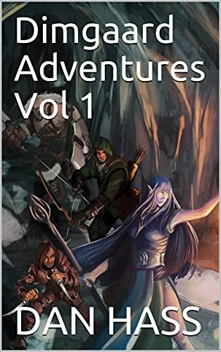 Dimgaard Adventures Vol 1 (English Edition)