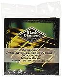 Black Diamond Acoustic Guitar Strings