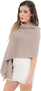 Pashmina Shawls for Women, Soft Wool Scarf, Extra Large Knitted Cashmere Wraps
