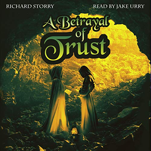 A Betrayal of Trust  audiobook cover art