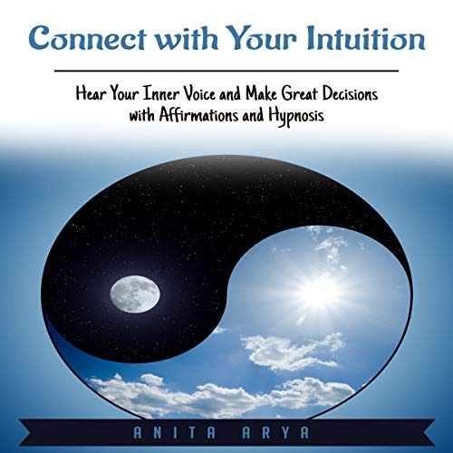 Connect with Your Intuition audiobook cover art