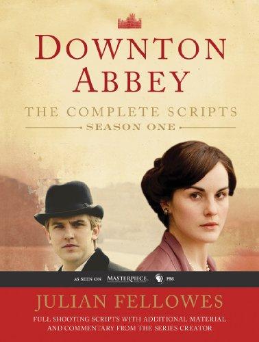 Downton Abbey Script Book Season 1: The Complete Scripts (English Edition)