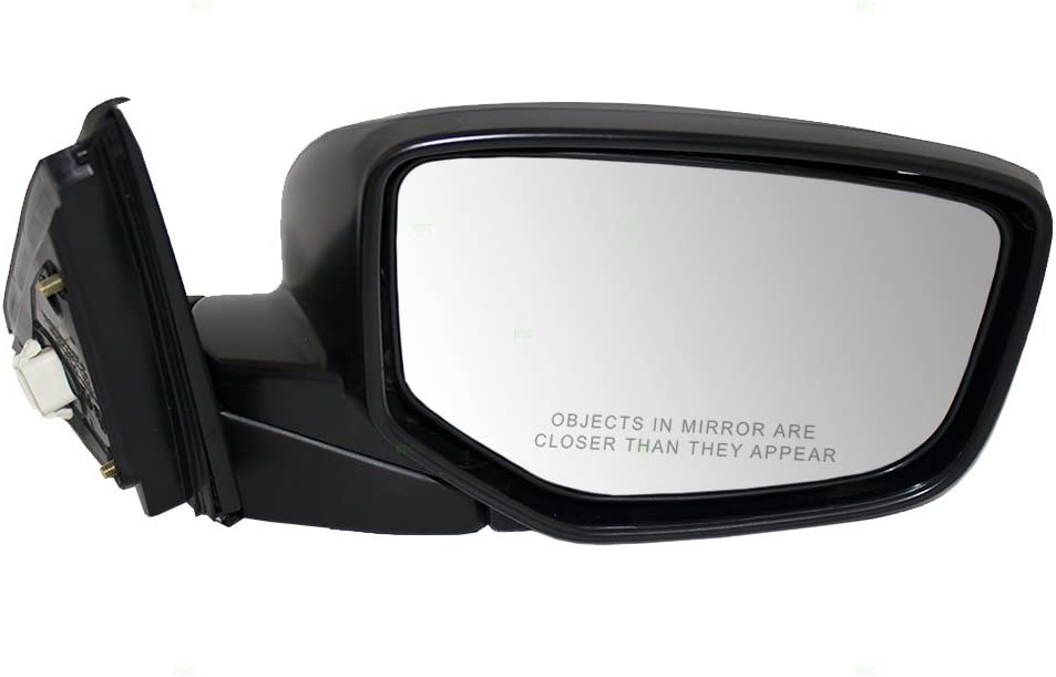 Passengers All items in the store Import Power Side View Mirror Honda Replacement for Heated 7