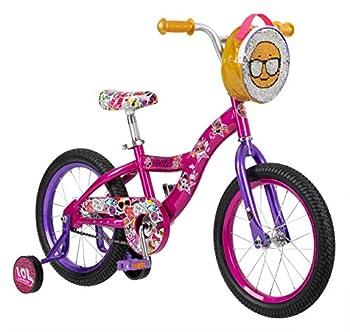 LOL Surprise Girls Bike 16-Inch Wheels Pink