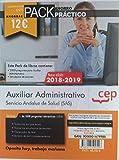 PACK AHORRO (DOS LIBROS). Oposiciones SAS. Servicio Andaluz de Salud Auxiliar Administrativo/a