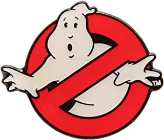 Ghostbusters Glow-in-the-dark Logo Enamel Pin