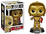 Star Wars - Figura de vinilo C-3PO, colección E7 TFA (Funko 6219)