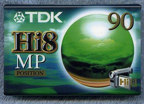 TDK P 5-90 HMPPEN HI 8 HI8-Kassette