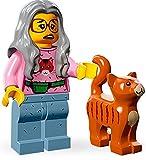 LEGO The Movie Minifigure Series Mrs. Scratchen-Post Cat Lady 71004-6