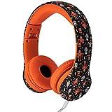 Snug Play+ Kids Headphones Volume Limiting and Audio Sharing Port (Robots)