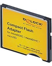Delock kompaktowy adapter karty pamięci flash na Micro SD
