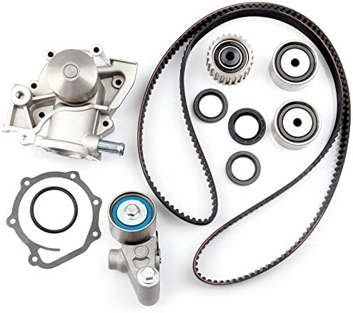 ECCPP New Timing Belt Water Pump Kit Fits 1999 2005 Subaru Forester Impreza Legacy Outback 2 product image