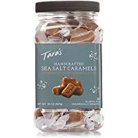 Tara's All Natural Handcrafted Gourmet Sea Salt Caramel, 20 Ounce