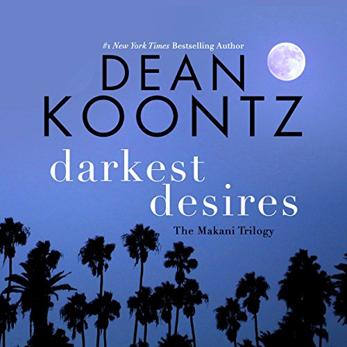 Darkest Desires audiobook cover art