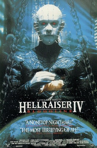 Close Up Hellraiser 4 Poster (69,6cm x 101,1cm) + Ü-Poster