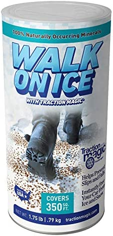 Traction Magic Walk on Ice for Snow Ice Instant Grip No Slip Falls on Outdoor Sidewalk Walkway product image