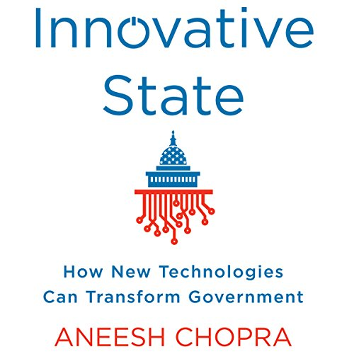 Innovative State audiobook cover art