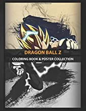 Best Coloring Book & Poster Collection: Dragon Ball Z Super Saiyan Vegeta From Dbz In Abstract Background Anime & Manga Review