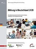 ISBN zu Bildung in Deutschland 2020: Ein indikatorengestützter Bericht mit einer Analyse zu Bildung in einer digitalisierten Welt