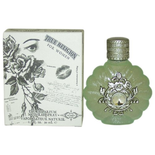 True Religion Eau De Parfum Spray for Women, 1.7 Ounce