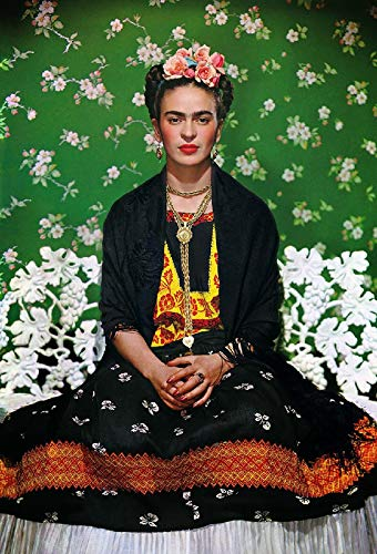 Frida Kahlo - Film Filmplakat - Beste Print Kunstdruck Qualität Wanddekoration Geschenk - A4 Poster (11.7/8.3 inch) - (30/21 cm) - GLÄNZEND dickes Fotopapier