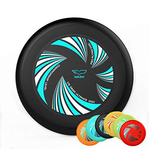 Professional Ultimate Frisbee Extreme Wave Series UFO 175g Competition Team Frisbee...