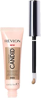 Revlon PhotoReady Candid Concealer, with Anti-Pollution, Antioxidant, Anti-Blue Light Ingredients, without Parabens, Pthalates and Fragrances; Medium Deep.34 Fluid Oz