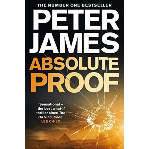 Absolute Proof: The Richard and Judy Book Club Summer Blockbuster (English Edition)