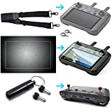 STARTRC Mavic 2 Smart Controller Lanyard Neck Strap with Screen Protector for DJI Smart Controller Accessories