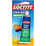 Loctite Stik 'n Seal Indoor Adhesive 2-Ounce Tube (212220)