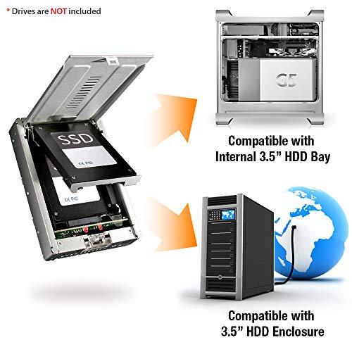 Icy Dock EZConvert Pro MB982SPR-1S - Convertidor Raid enteramente ...