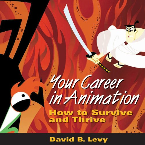Your Career in Animation audiobook cover art