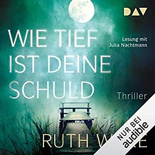 Wie tief ist deine Schuld                   Autor:                                                                                                                                 Ruth Ware                               Sprecher:                                                                                                                                 Julia Nachtmann                      Spieldauer: 13 Std. und 21 Min.     83 Bewertungen     Gesamt 4,1