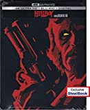 Hellboy [2004] [Exclusive SteelBook] (4K ULTRA HD + BLU-RAY + DIGITAL, 2019)