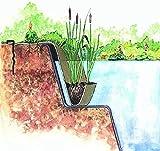 OASE 36296 Böschungstasche Jute | Teichbepflanzung | Gartenbepflanzung | Zubehör | Dekoration | Ufer