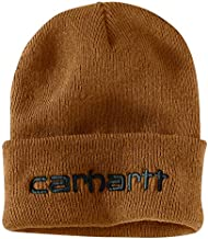 Carhartt Men's Teller Hat, Brown, One Size