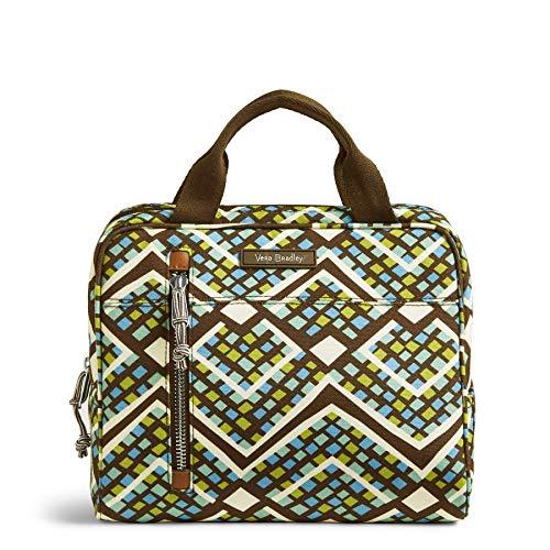 Vera Bradley Women's Lighten Up Lunch Cooler Lunch Bag, Rain Forest