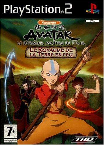 Avatar : Le royaume de la terre en feu