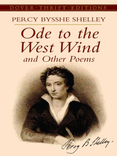Ode to the West Wind and Other Poems (Dover Thrift Editions) (English Edition)