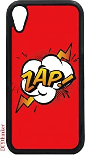 Boom Exclamation Zap iPhone XR iPhonecase Cover Apple Phone Case