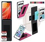 reboon Hülle für HomTom S7 Tasche Cover Case Bumper | Pink | Testsieger