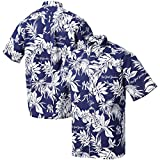 Reyn Spooner Men's New York MLB Classic Fit Hawaiian Shirt, Yankees - Aloha 2019, X-Large